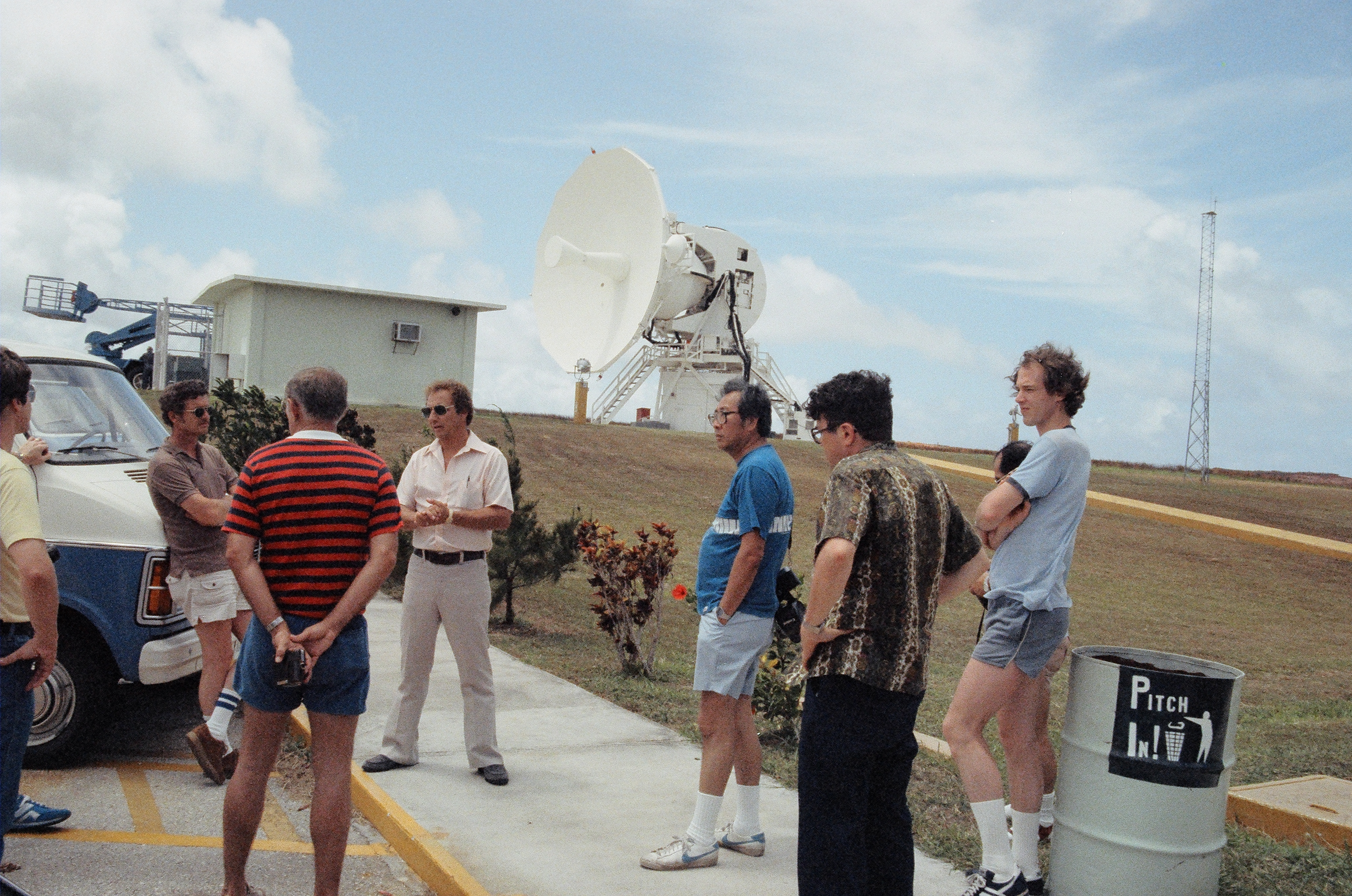 Kao neptune occultation expedition june 1983 for Ted s fishing station